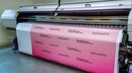 banner uv printing process