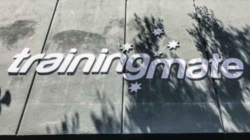 building PVC 3d letters