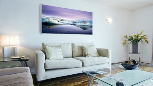 canvas frame for interior decor