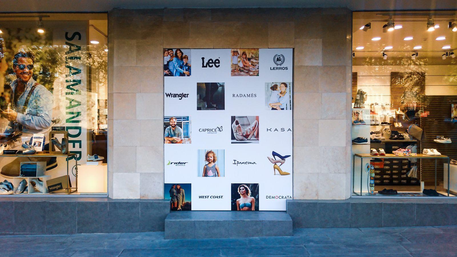 corporate vinyl banner