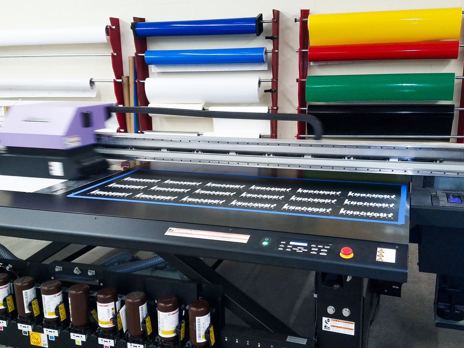 custom direct printing