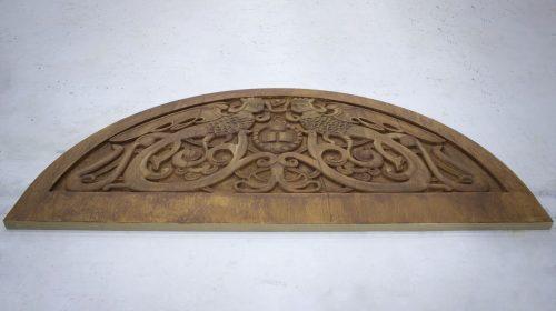 custom engraved wooden sign