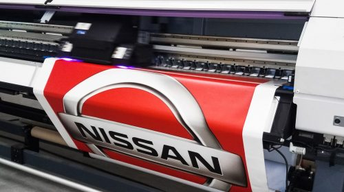 decal printing for nissan