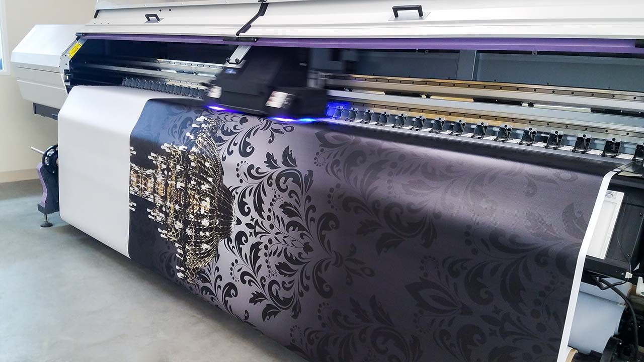 decorative banner printing