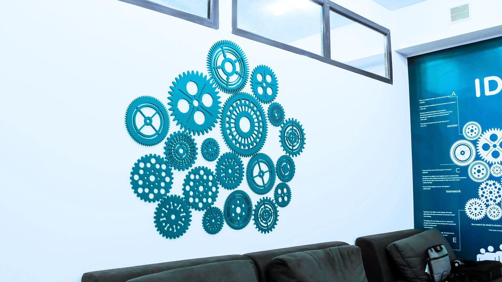 decorative custom pvc signs