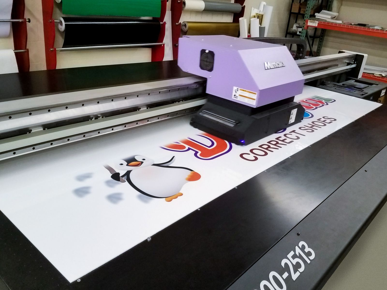 direct printing process