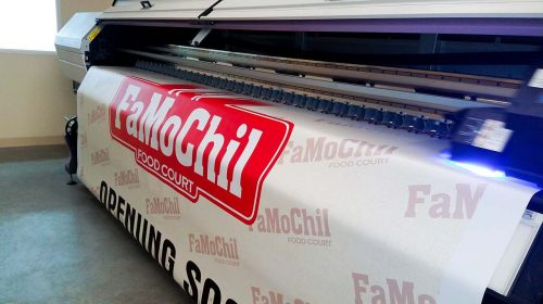 famochil banner printing