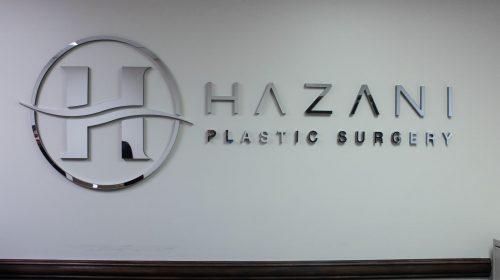 hazani Acrylic letters