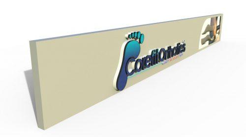 logo sign graphic design