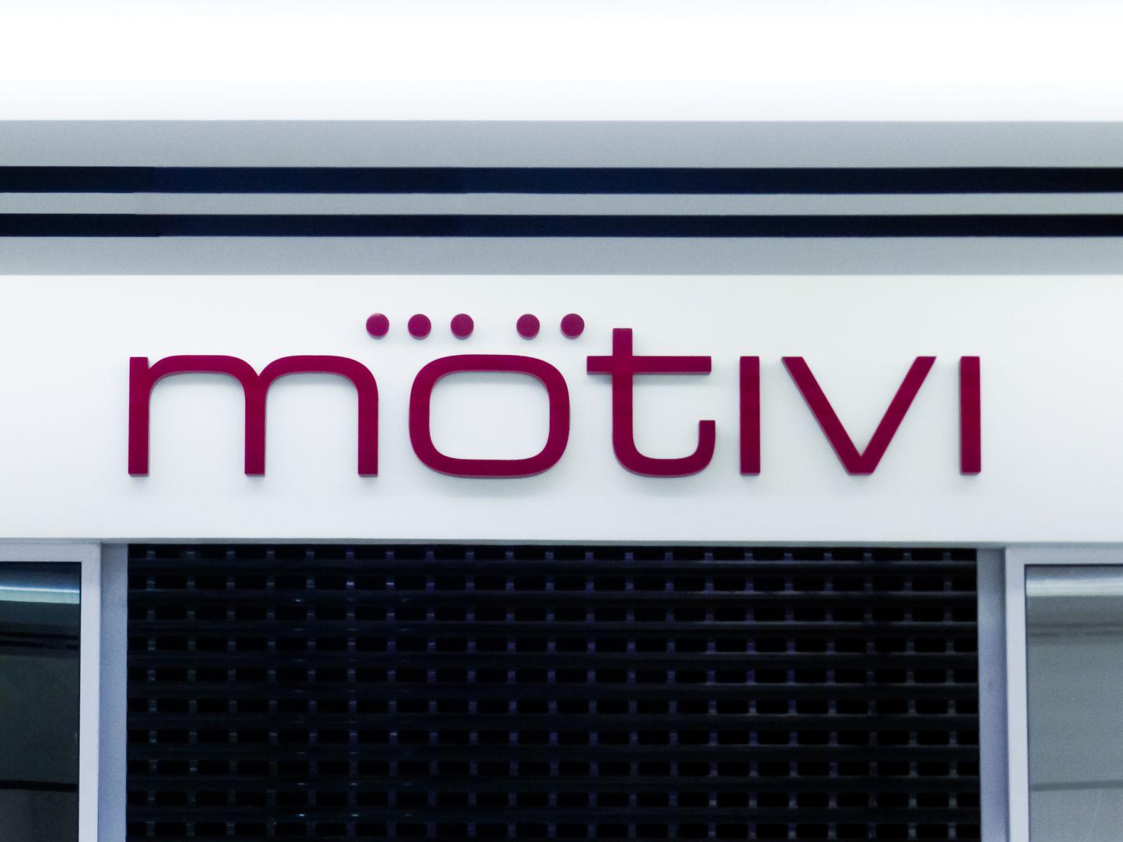 motivi 3d letters sign