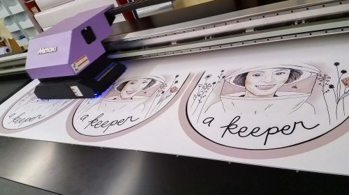 pvc direct printing