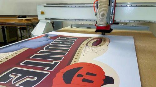 pvc signage printing