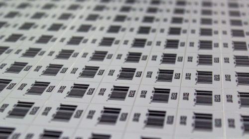qr vinyl stickers