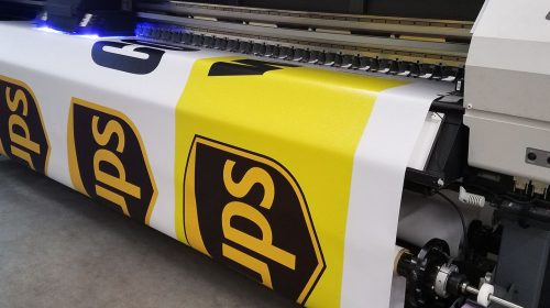 ups banner printing