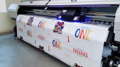 uv printing vinyl banner