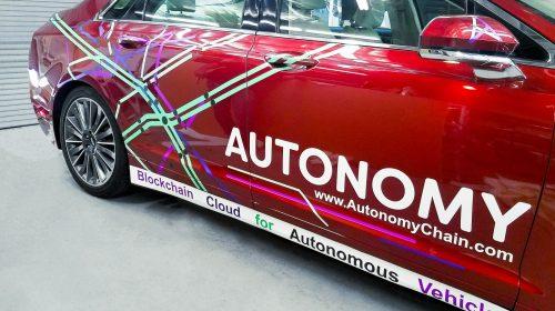 vibrant looking car wrap