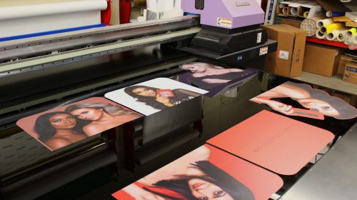acrylic direct printing