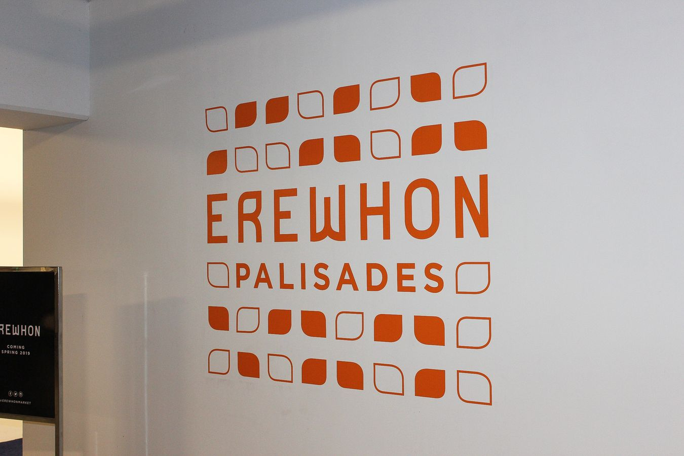 Erewhon Palisades wall decal