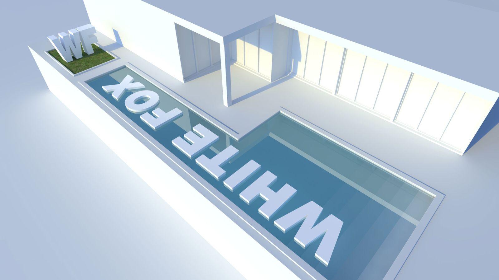 dimensional letters graphic design