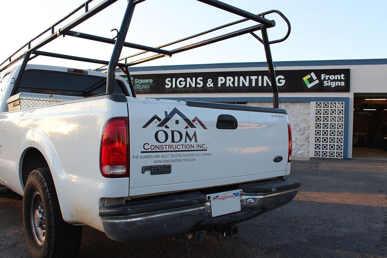 fleet graphics branding