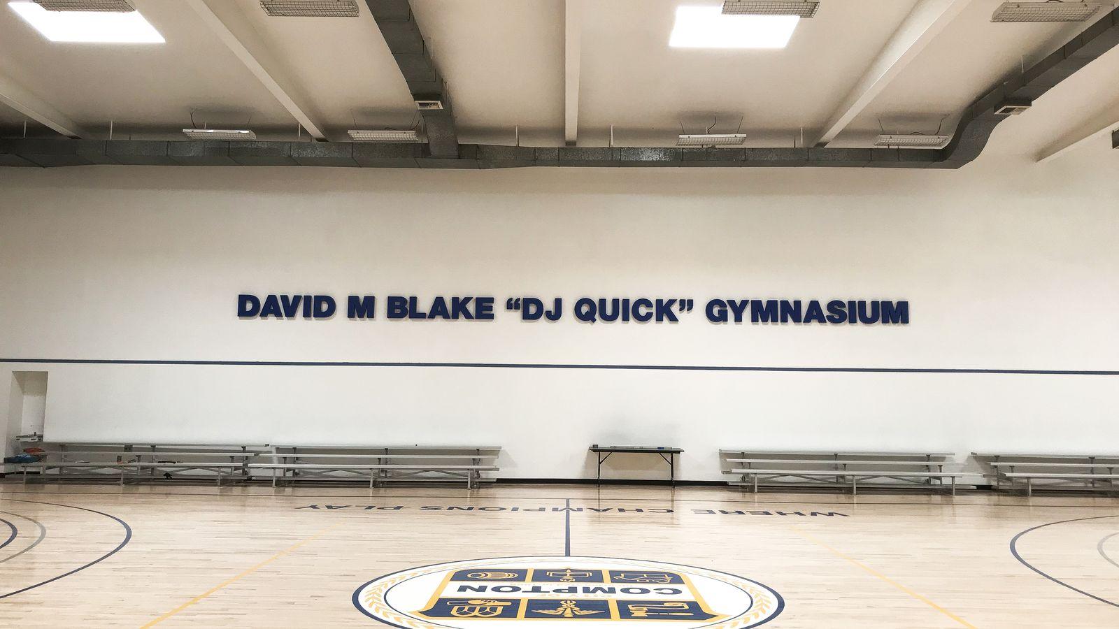Indoor court 3d letters