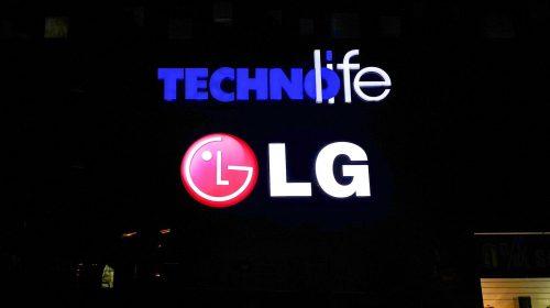 LED illuminated letters