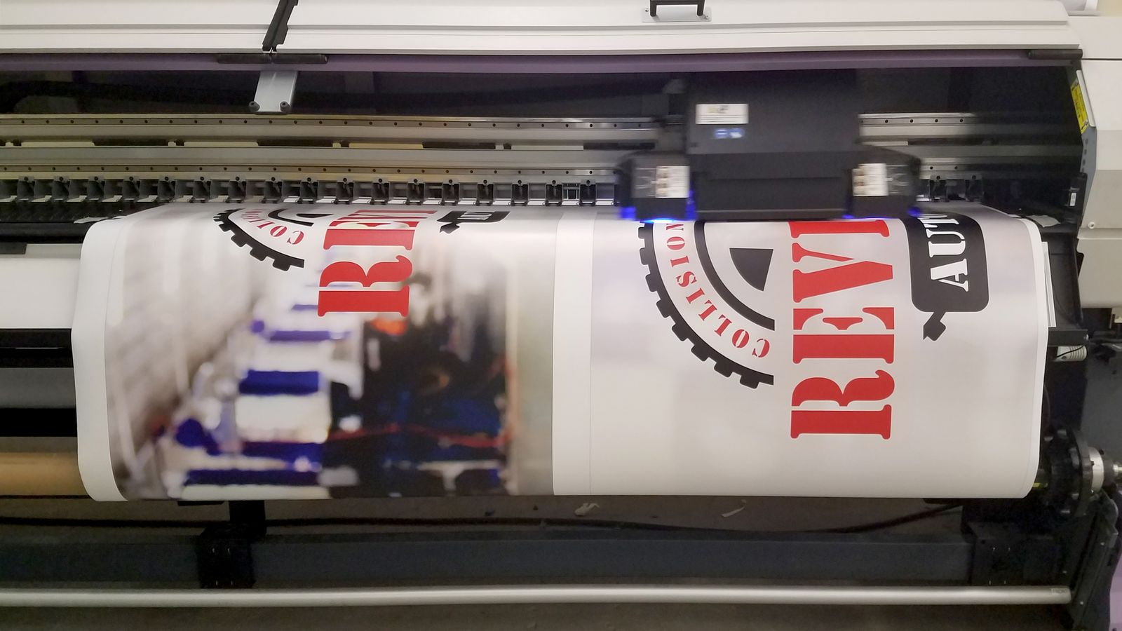business decal printing
