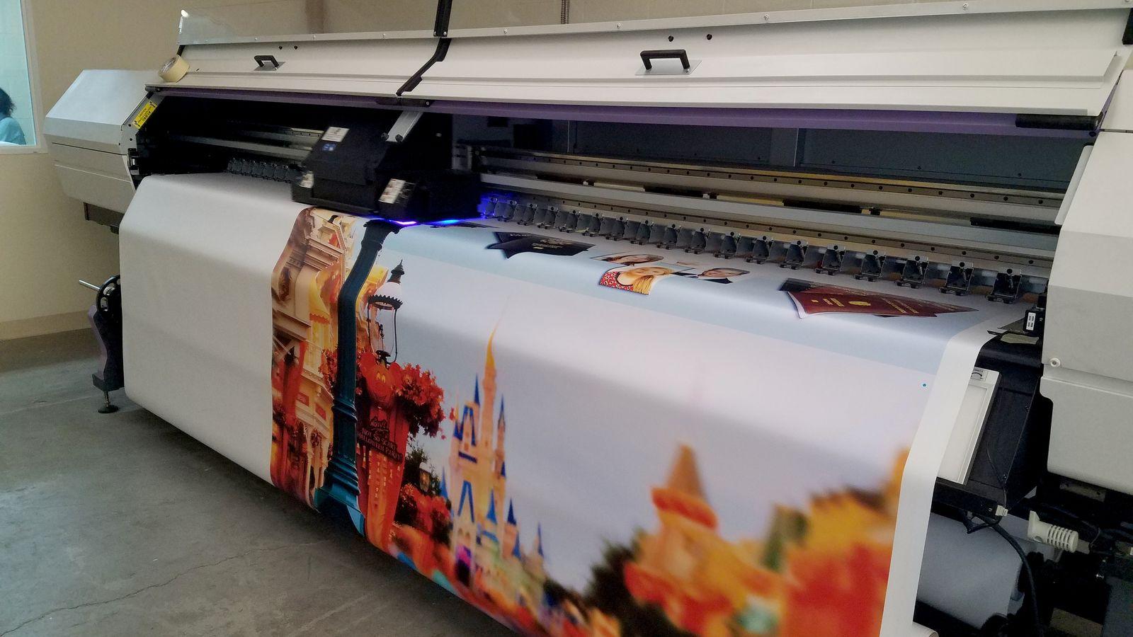 custom image banner printing