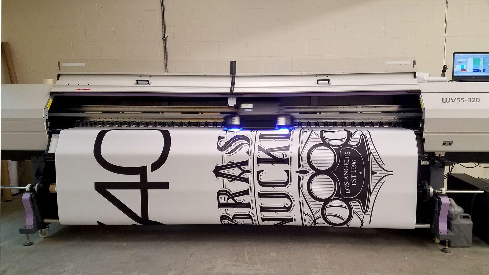 customized decal printing