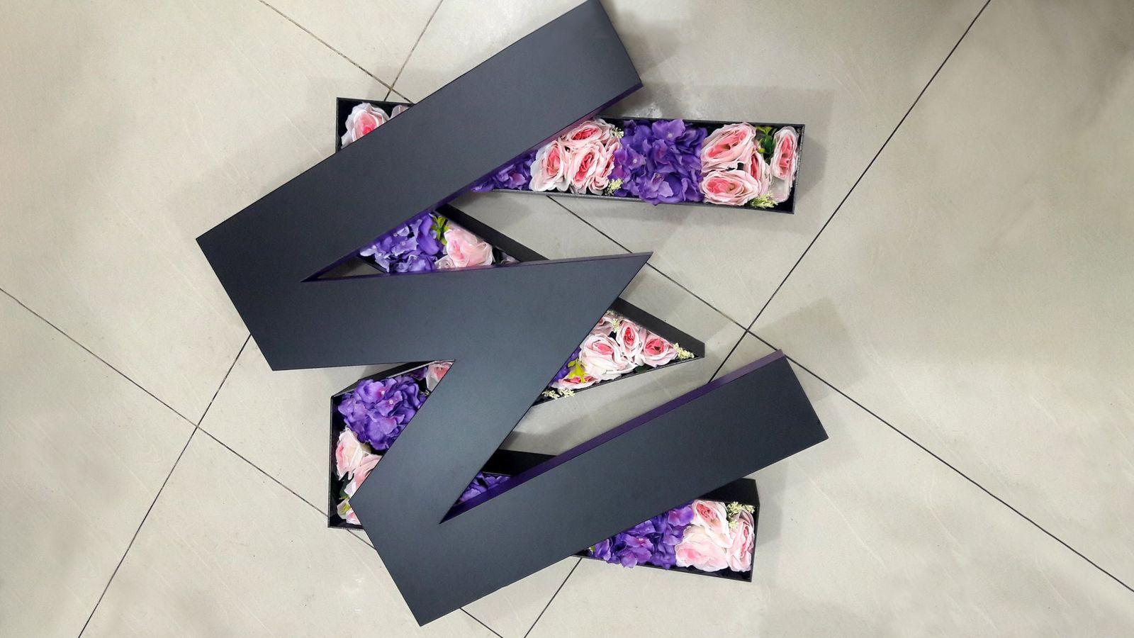gatorboard flower box