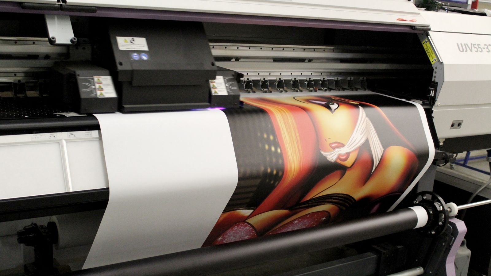 opaque decal printing
