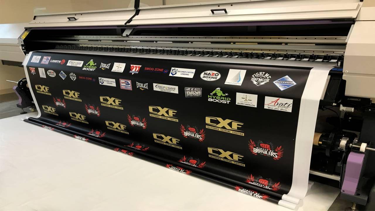 promo banner printing