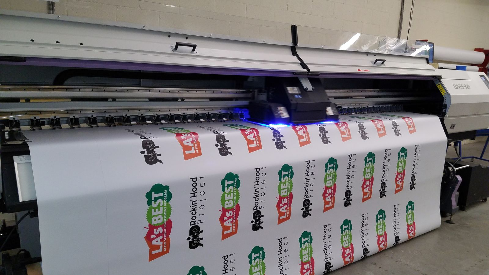 promotional vinyl banner printing