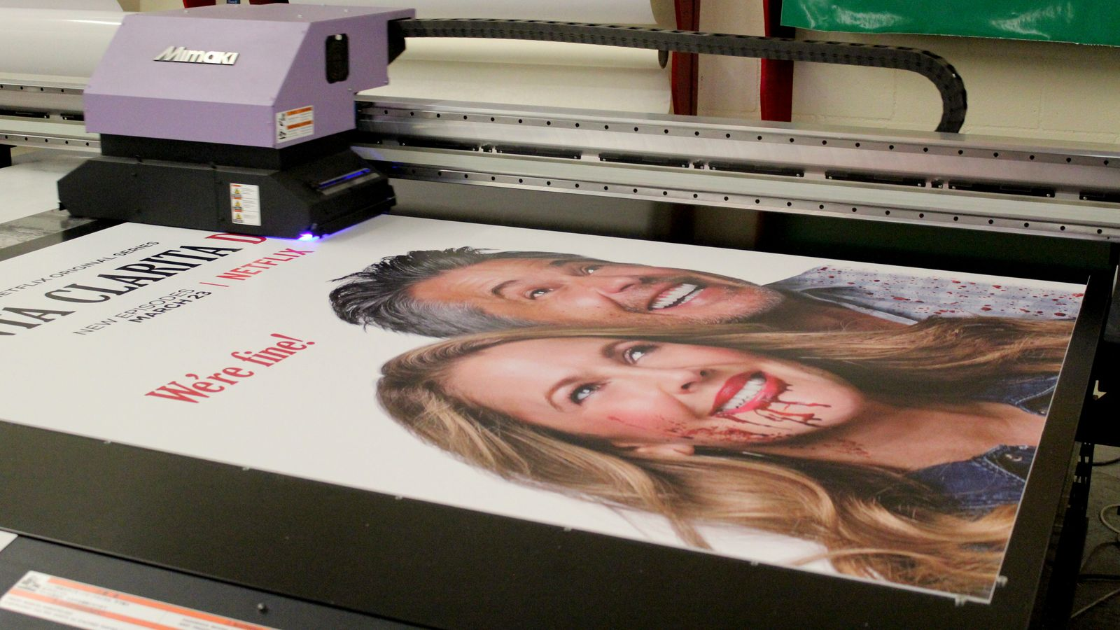 pvc sheet direct printing