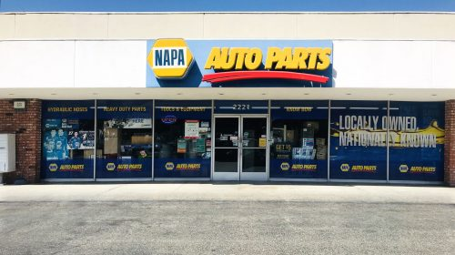 3d signs and window decals