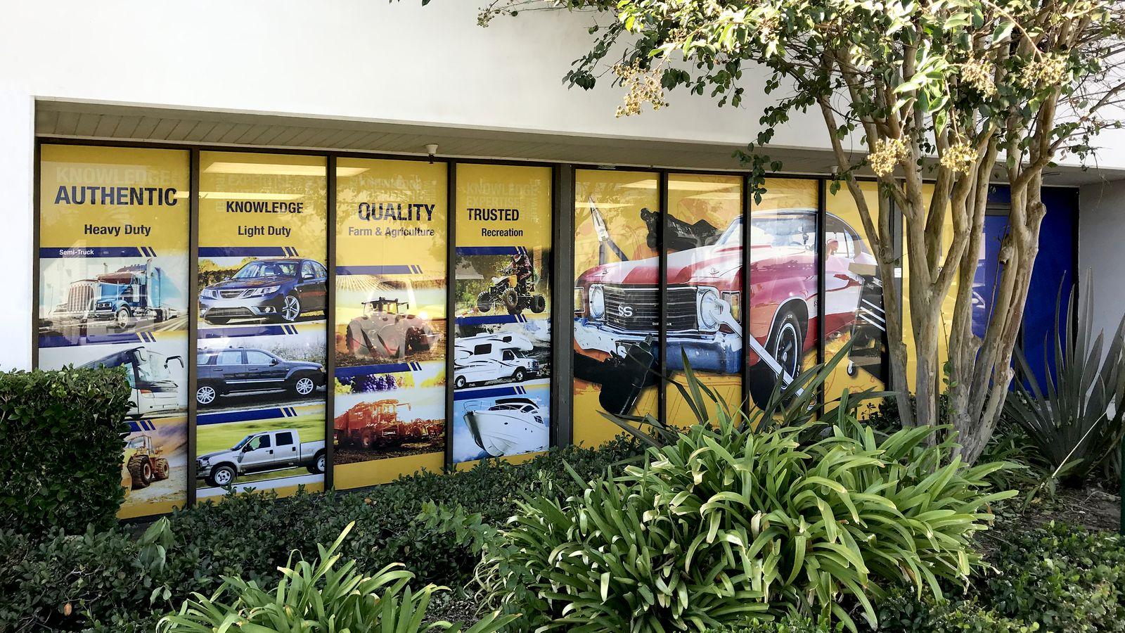 storefront branding window graphics