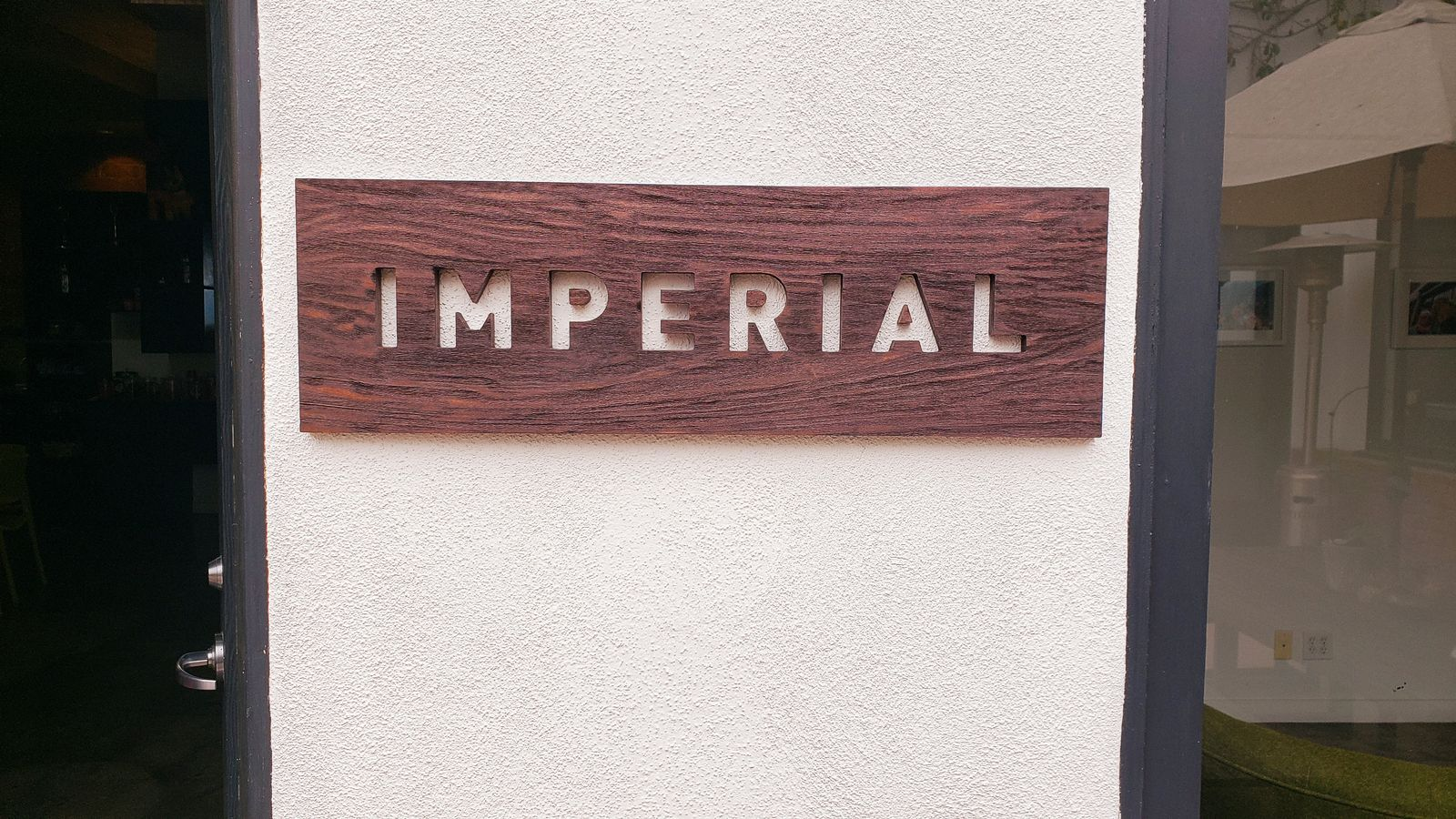 custom cut out wooden sign