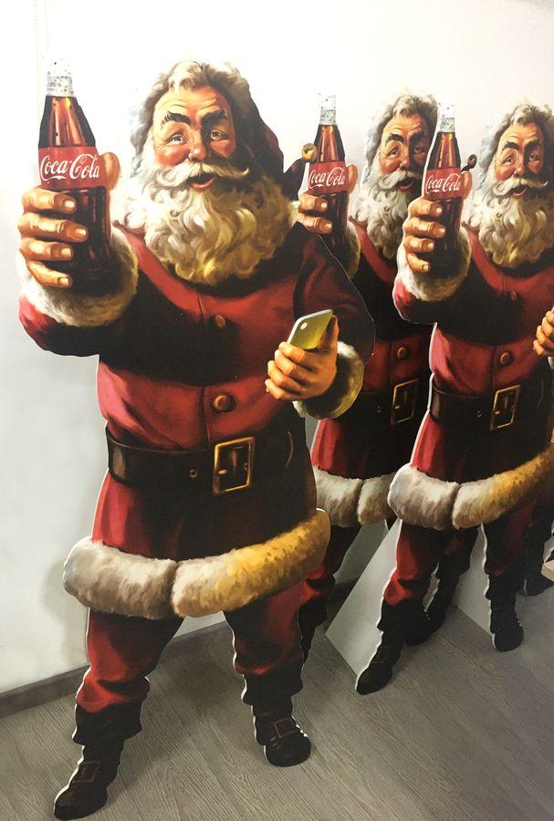 Coca-Cola PVC Stands