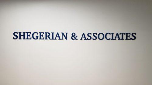 Shegerian & Associates business logo-Frontsigns