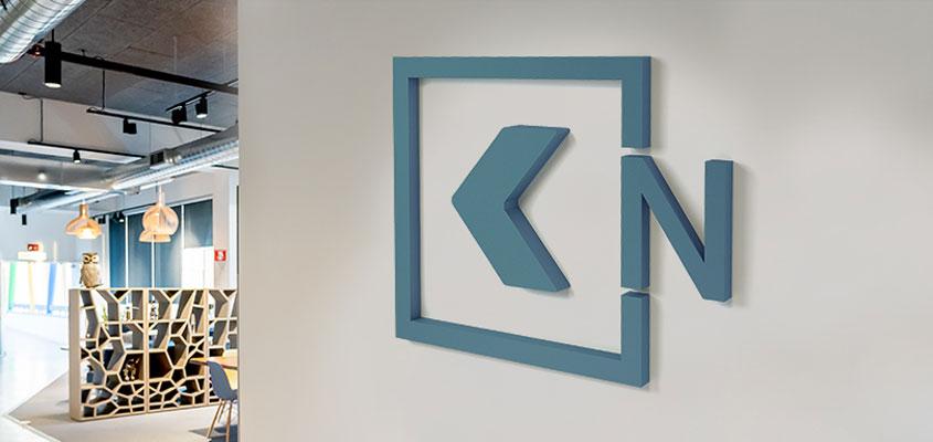 directional business logo