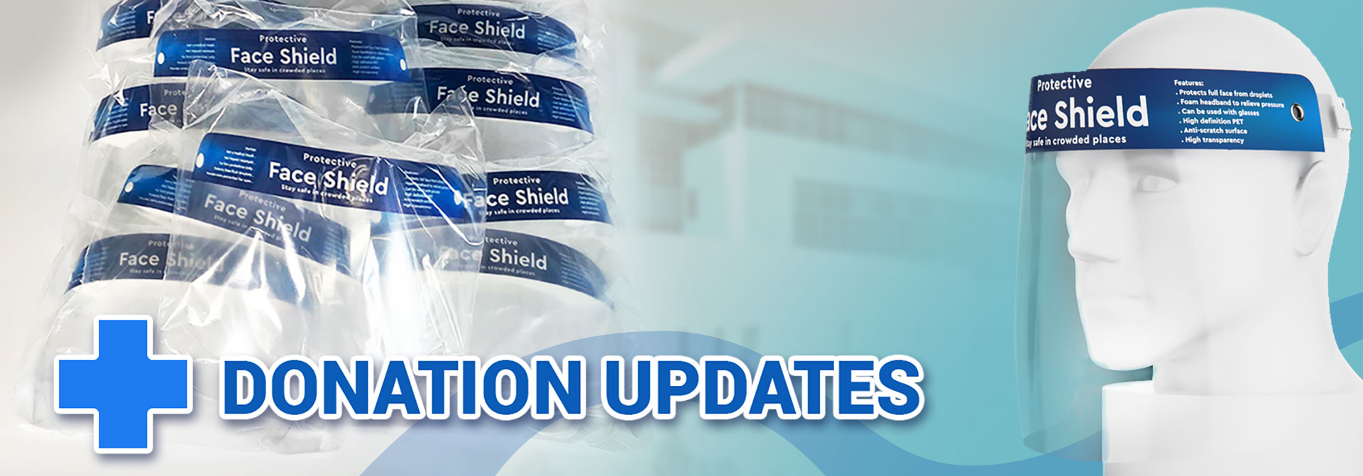 donation updates