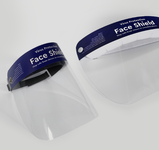 COVID 19 face protection mask