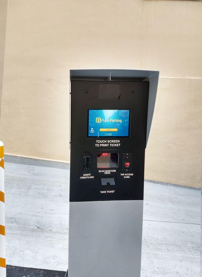 custom ATM sign