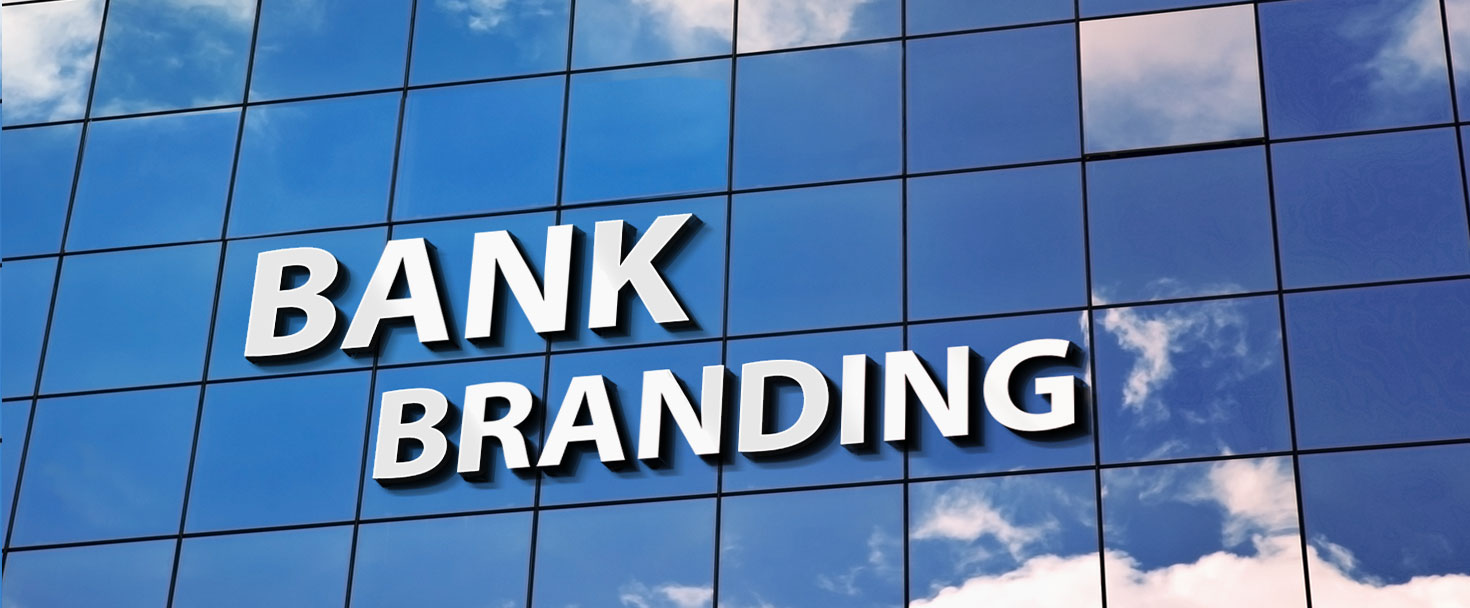 bank marketing and design ideas for branding
