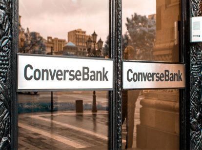 ConverseBank exterior design idea