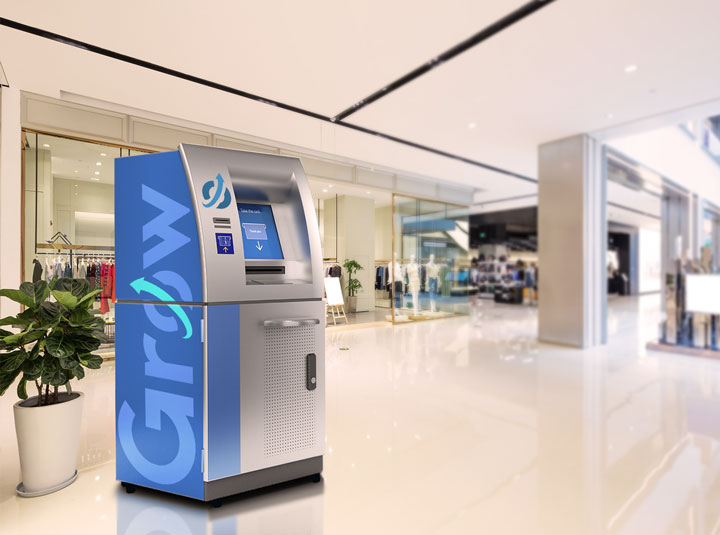 GROW ATM custom design idea