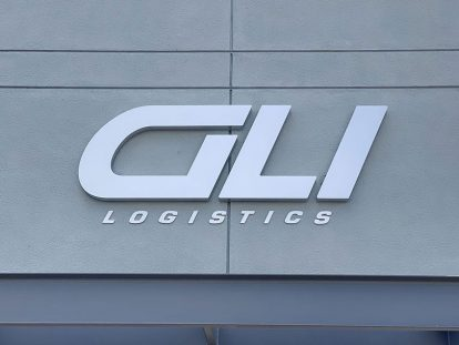 GLI Logistics office exterior design