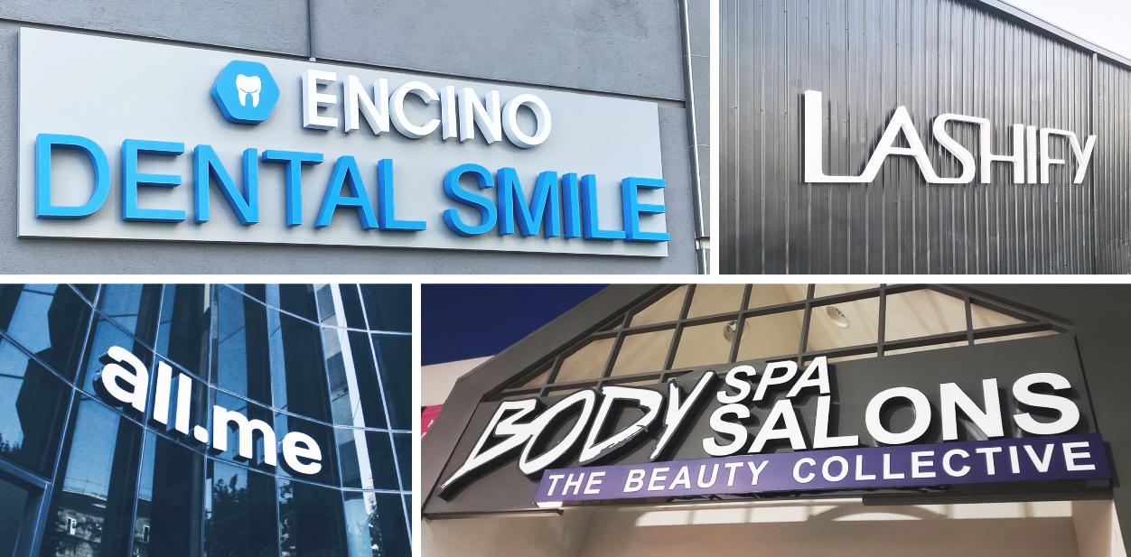 Company signage ideas with illumination for inspiration