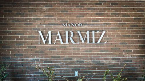 Manor Marmiz 3d letters