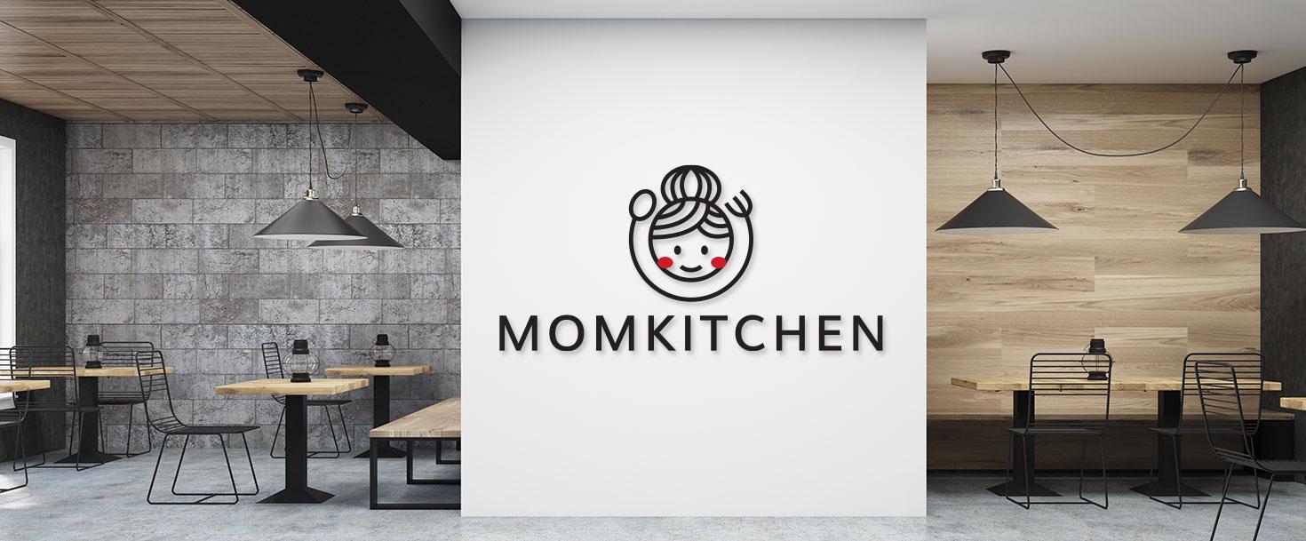 Momkitchen restaurant design idea